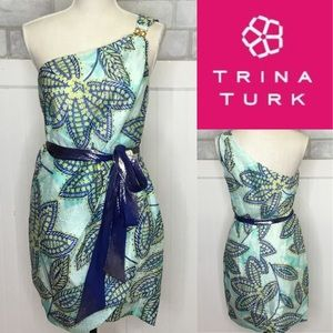 Trina Turk one should party Dress